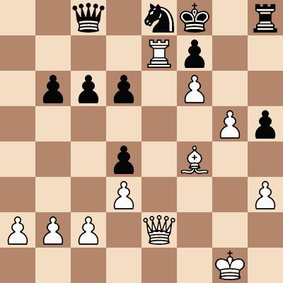 diagram of Li vs. Alitha chess puzzle
