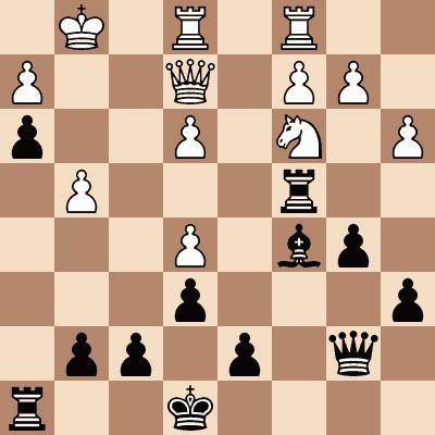 diagram of Jo-Kai Liao vs. Colm Daly chess puzzle